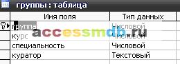 Скачать базу данных (БД) «Контроль оплаты за обучение» MS Access